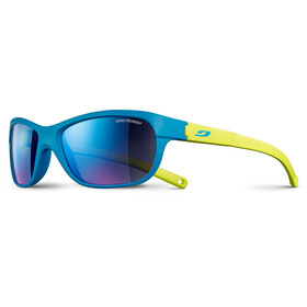 Julbo Player L Spectron 3CF Sunglasses Junior 6-10Y Matt Blue/Yellow-Multilayer Blue